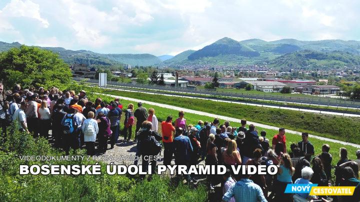Cesty na pyramidy video