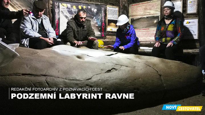 Podzemní labyrint Ravne