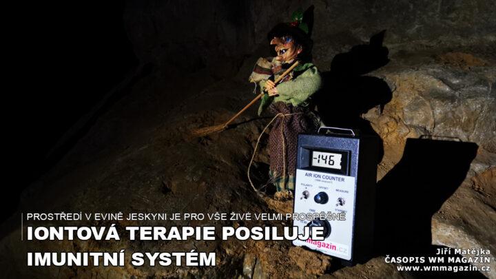 21-04 Iontová terapie v Evině jeskyni