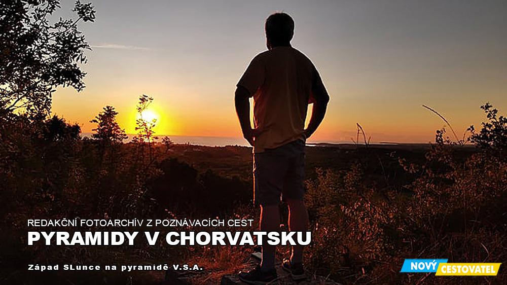 21-07 Průzkum pyramid v Chorvatsku