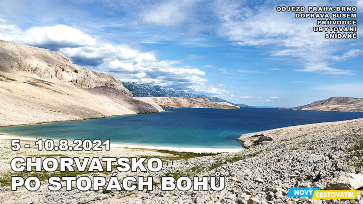 21-08 Poznávací cesta Chorvatskem