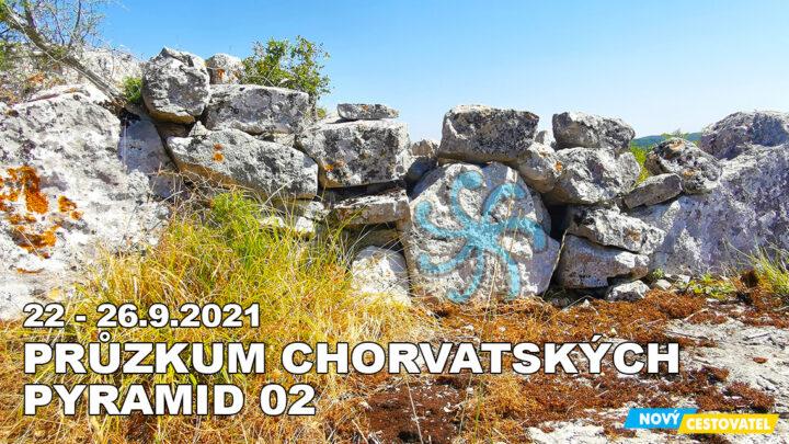 21-09 Průzkum chorvatských pyramid