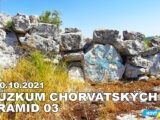 21-10 Průzkum chorvatských pyramid