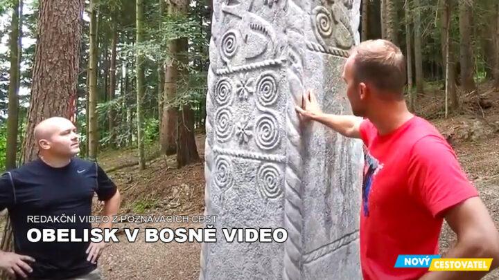 Obelisk a kod 3–6–9 video