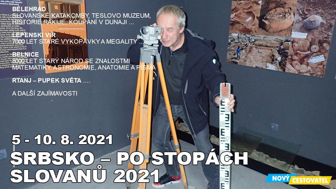21-08 Srbsko, po stopách Slovanů