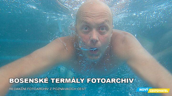 Bosenské termály fotoarchív