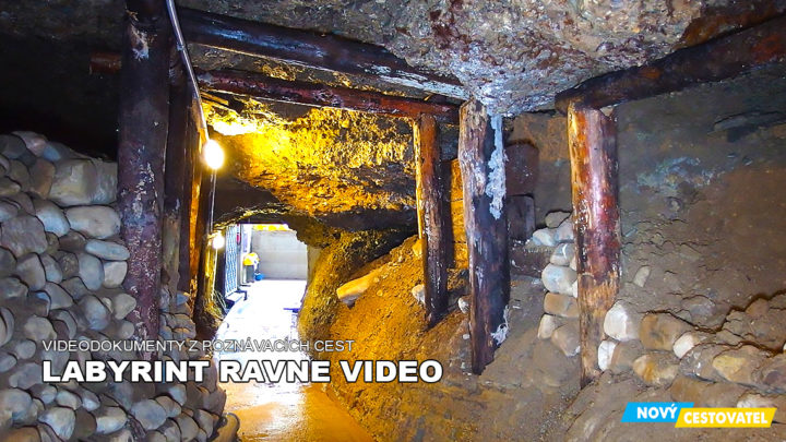 Labyrint Ravne video