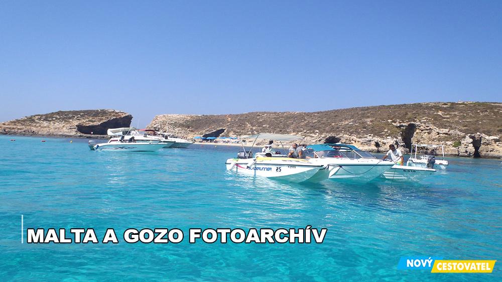 Malta a Gozo fotoarchív