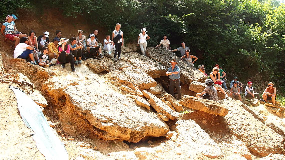 Poznávací cesta na pyramidy v Bosně