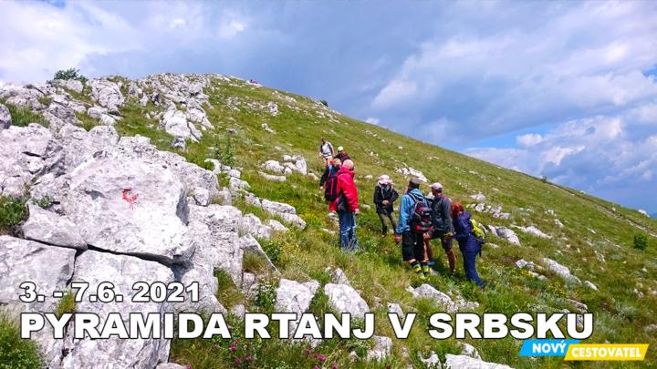 21-06 Srbská pyramida Rtanj