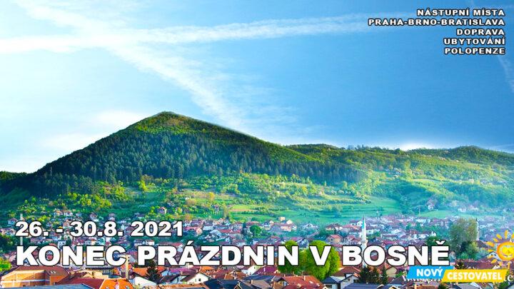 21-08 Konec prázdnin v Bosně