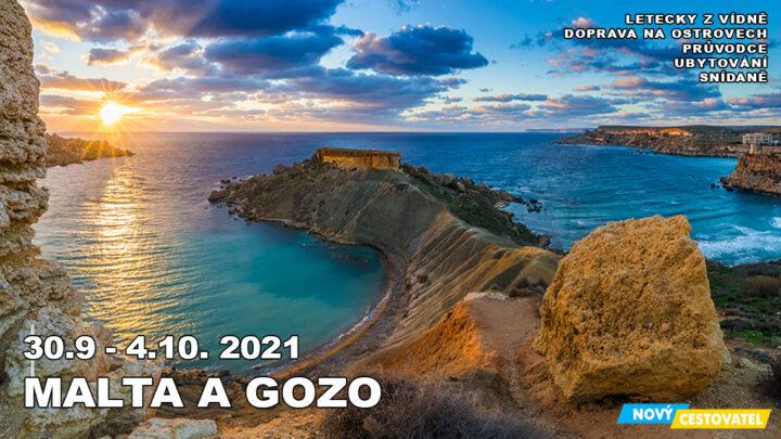 21-10 Malta a Gozo – klenot středomoří