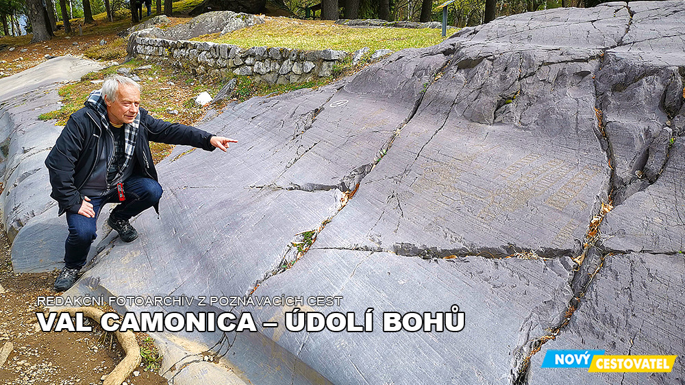 Itálie – Údolí bohů a pyramidy
