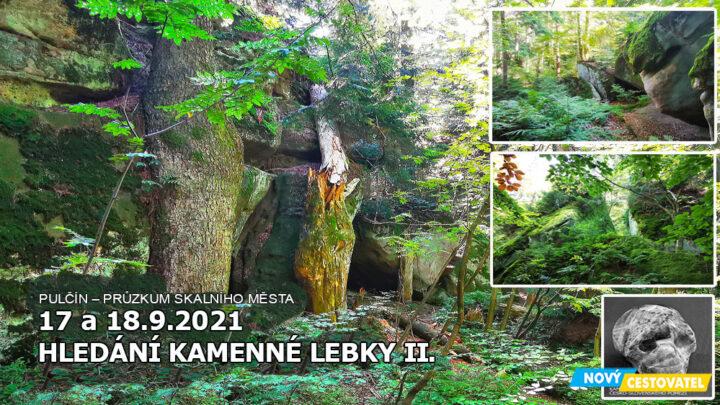 21-09 Hledání kamenné lebky II.
