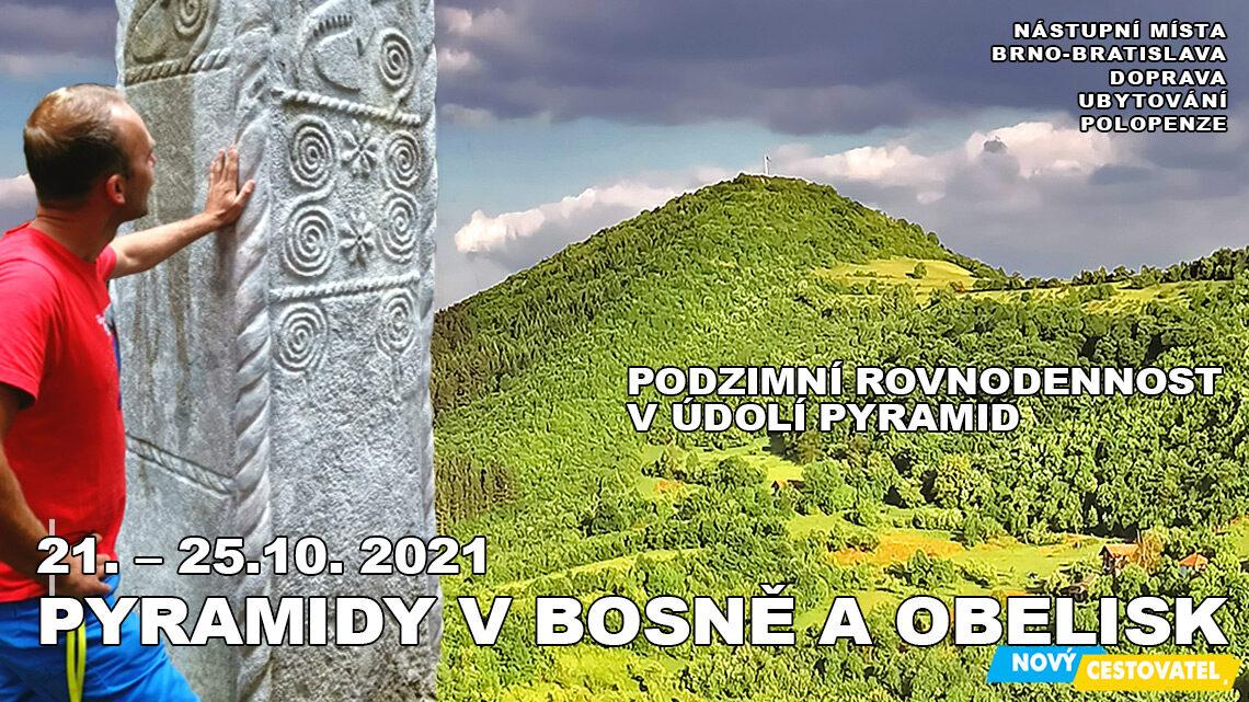 21-10 Podzimní rovnodennost v údolí pyramid a obelisk