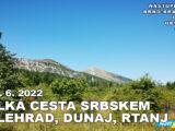 22-06 Srbsko – Bělehrad a bájný Rtanj